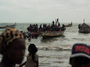 Gambia, el exilio fallido
